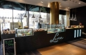 Luxe Coffee Shop Counter - The Westin Doha