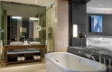 Standard Bedroom Bathroom - The Westin Doha